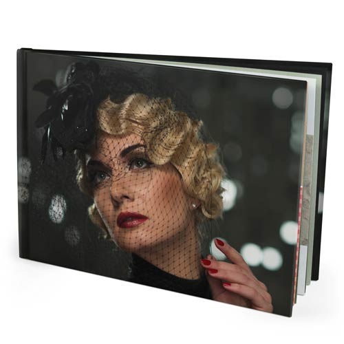 14x11 Imagewrap Hardcover Photo Book with Premium 150 Photo Paper