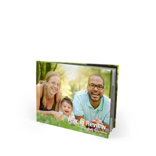 9x7 Imagewrap Hardcover Photo Book with Lustre 200 Photo Paper
