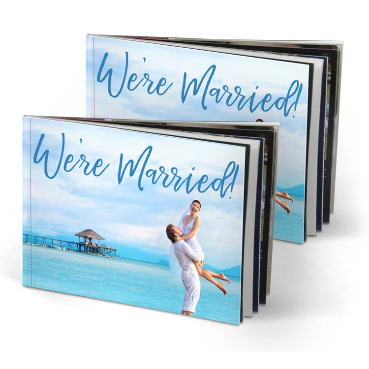 7x5 Imagewrap Softcover with Silk 120 Photo Paper