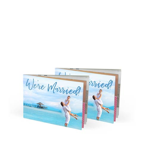7x5 Imagewrap Softcover Photo Book with Silk 120 Photo Paper