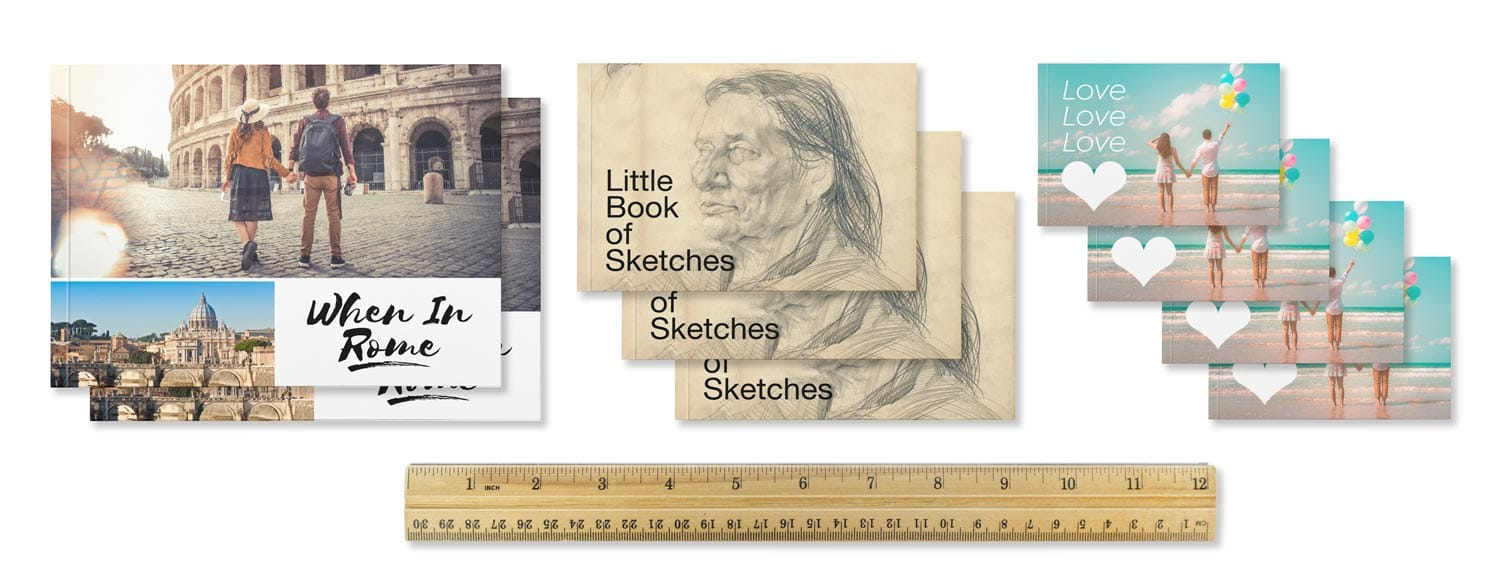Landscape Mini Books