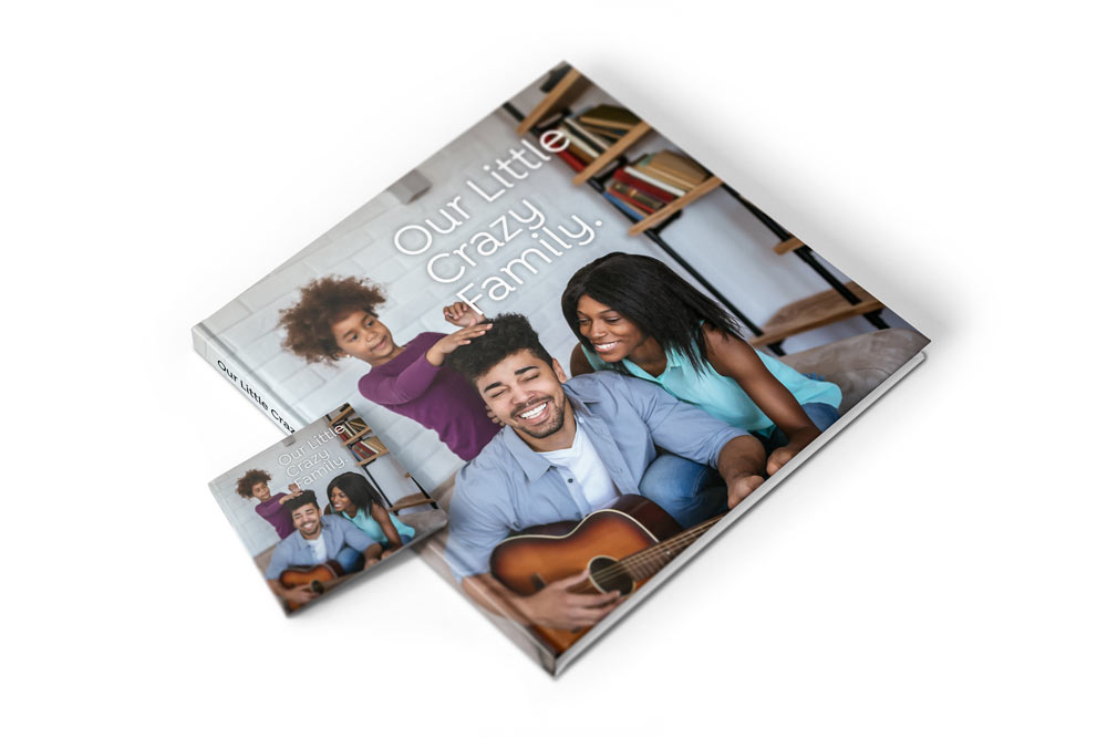 Start Small Print Big Example