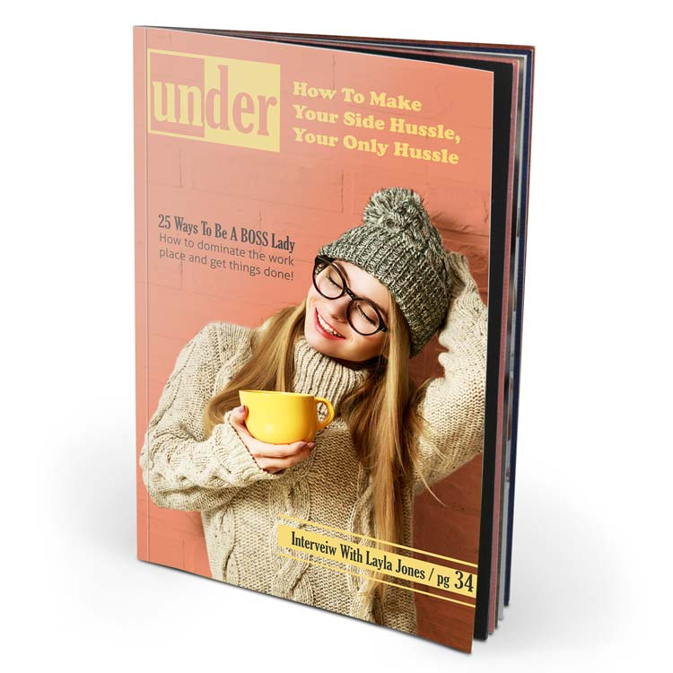 8.3x11.7 Softcover with Matte 120 Photo Paper