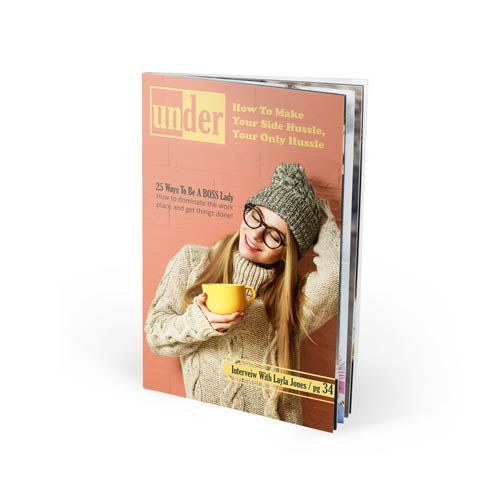 8.3x11.7 Imagewrap Softcover Photo Book with Matte 120 Photo Paper