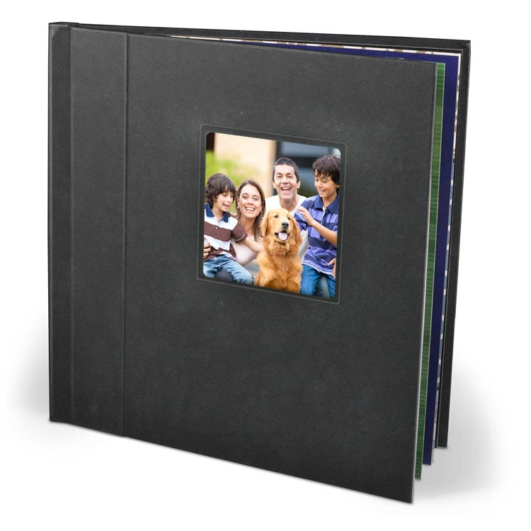 10x10 Embossed Hardcover with Silk 120 Photo Paper