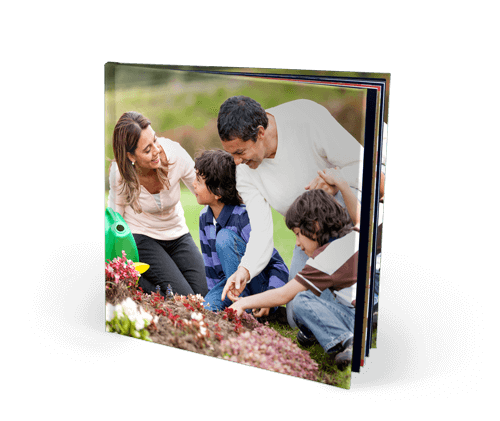 10x10 Imagewrap Hardcover Photo Book with Silk 120 Photo Paper
