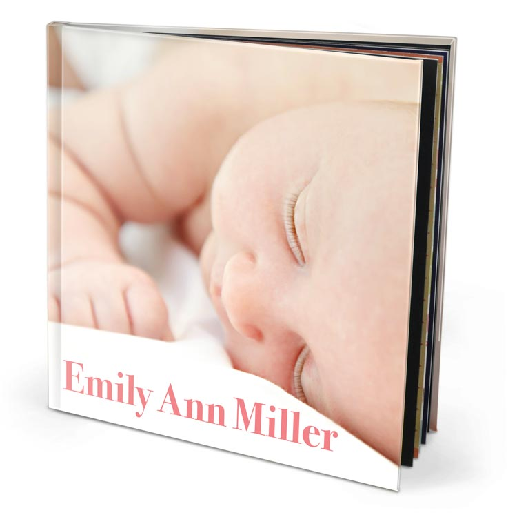12x12 Imagewrap Hardcover with Lustre 200 Photo Paper