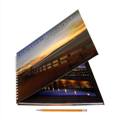 hardcover portfolio books prestophoto